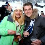 Apres-ski party Risoul