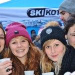 Apres-ski party St François Longchamp