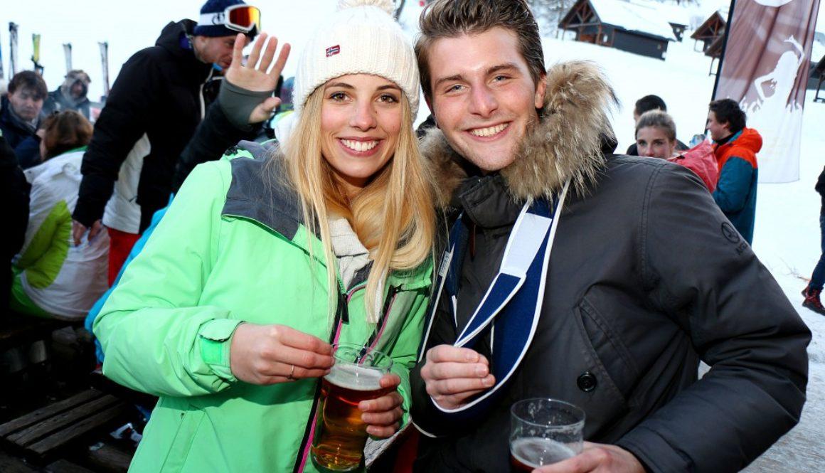 apres ski party Risoul 10