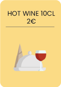 Hot Wine 10cl