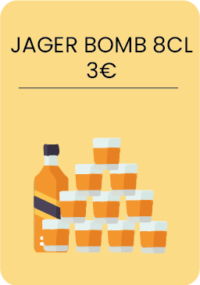 Jager Bomb 8cl