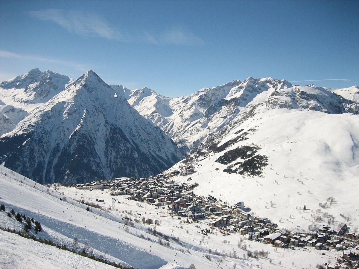 station 2 alpes